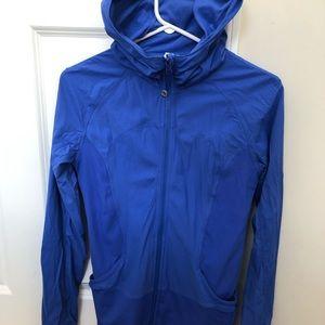 Lululemon hooded size 8 jacket